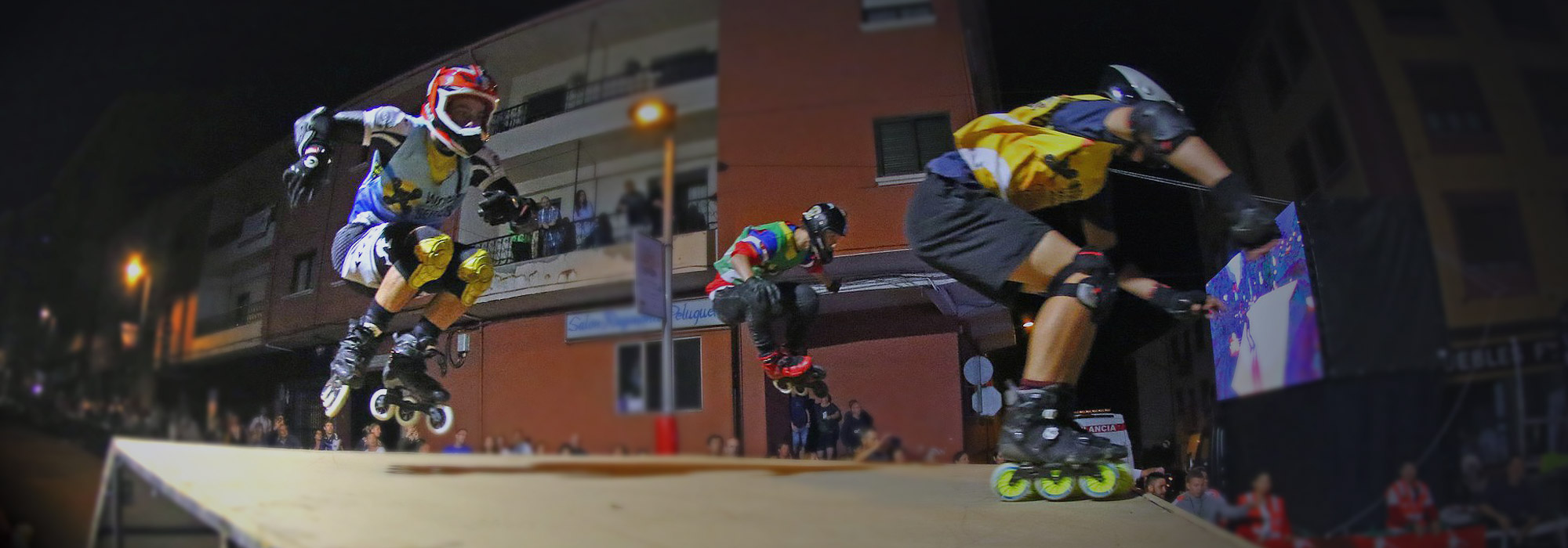 Skate cross batallas